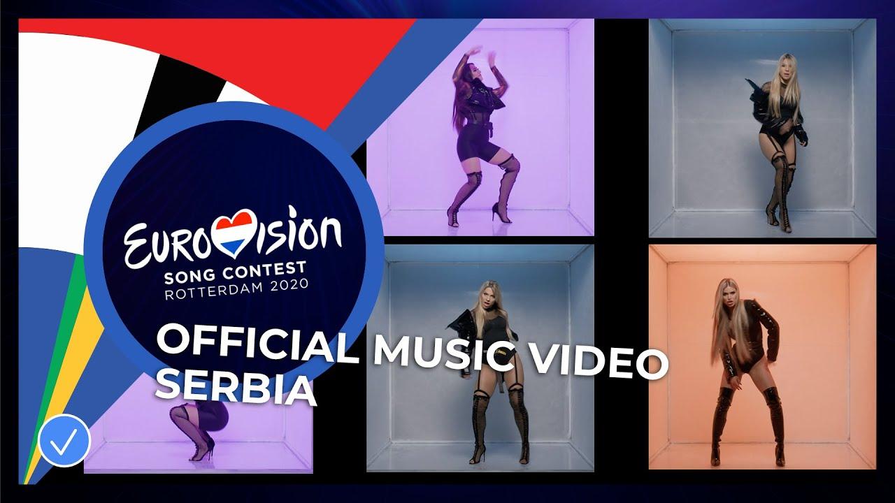 Hurricane - Hasta La Vista - Serbia ?? - Official Music Video - Eurovision 2020