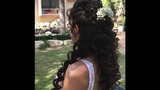 יום החתונה של שחר  איפור ושיער - יפית קוריש