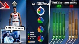 NBA 2K20 - RESPEC FOR FREE, 4X REP, NEW PIE CHARTS & LEGEND REP CONFIRMED! NBA 2K20 NEWS