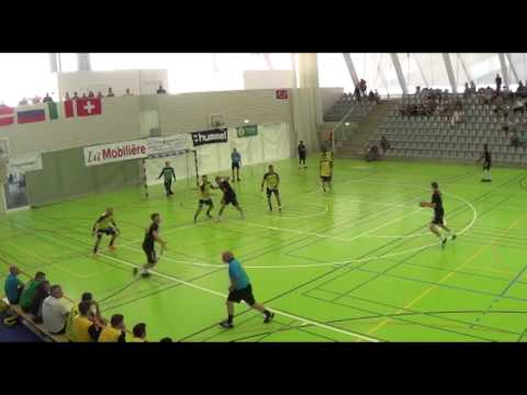 LOVATS CUP 2015 - US Yverdon Vs. TSV St. Otmar Saint-Gall