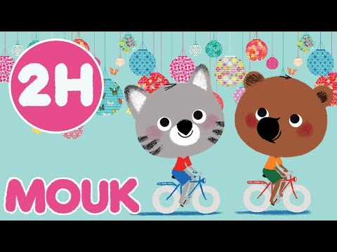 2 hours of Mouk - Compilation #4 HD | Cartoon for kids thumbnail