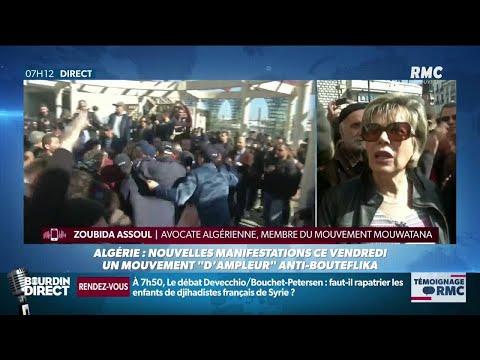 """Algérie: """"La candidature de Bouteflika est une humiliation"""""""