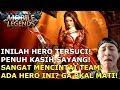 HERO TERLUPAKAN YANG MEMILIKI CINTA KASIH SANGAT TINGGI!