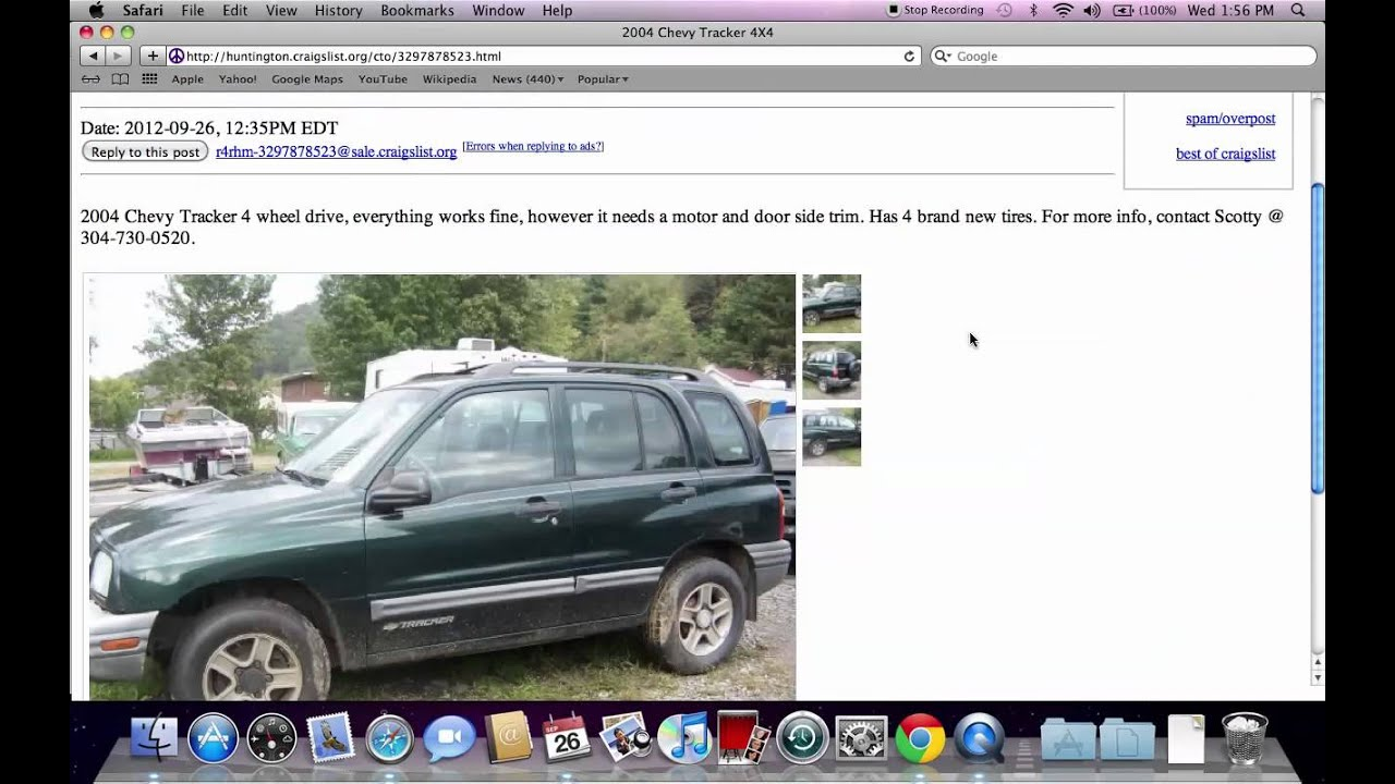 Craigslist huntington ohio used cars and trucks best for sale by owner deals online youtube