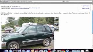 Craigslist Huntington Ohio Used Cars And Trucks