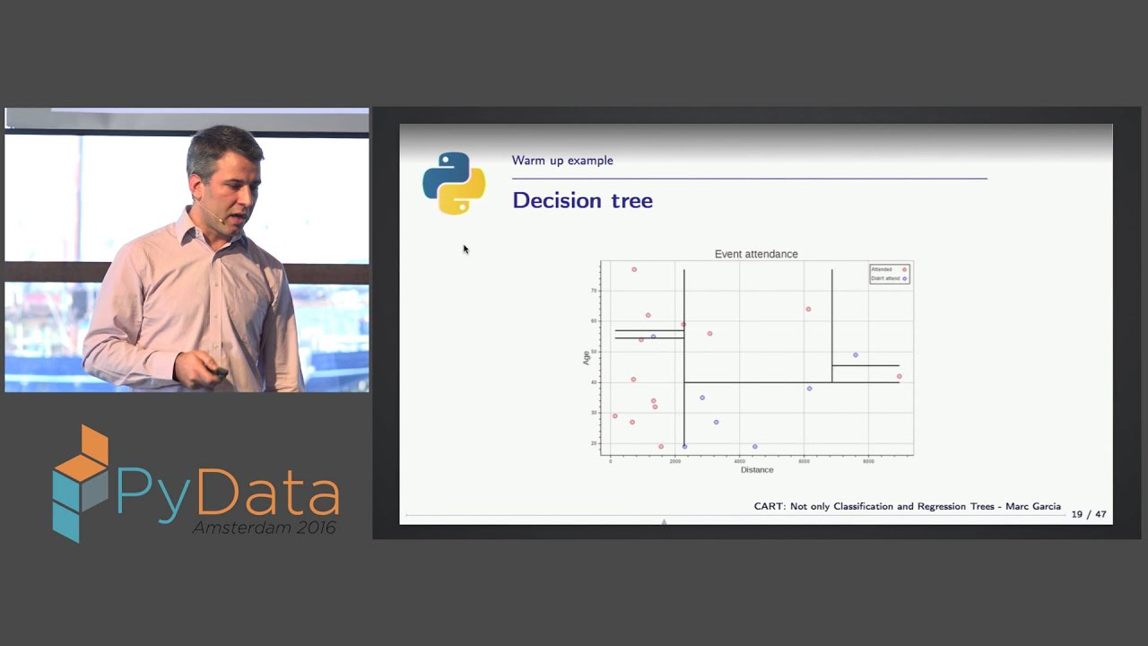 Image from CART: Not only Classification and Regression Trees