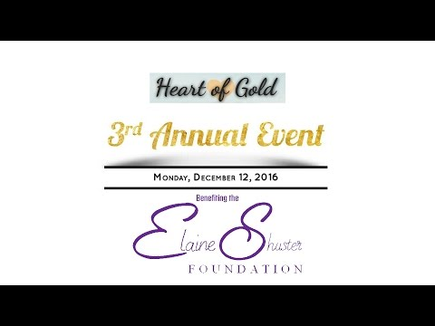 the-2016-elaine-shuster-foundation---heart-of-gold-event