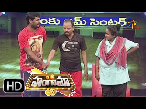 Laughing Brothers & Nellore Neeraja Performance | Hungama | 23rd May 2017 | ETV Plus