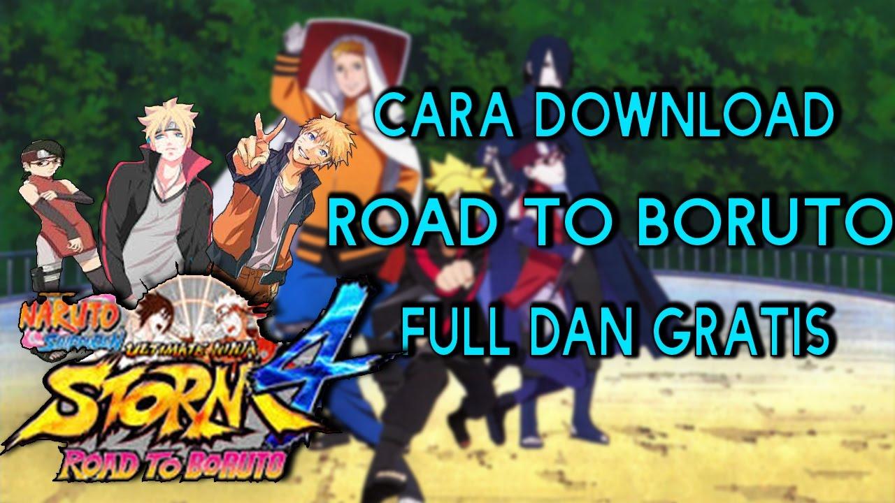 download naruto ultimate ninja storm 4 road to boruto