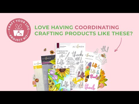 All About the Latest Crafting Subscription Sensation – Craft Your Life Project Kits!