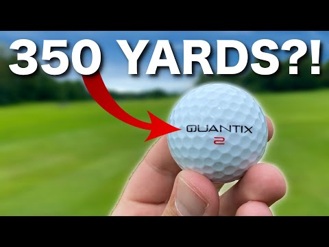 LONGEST GOLF BALL IN THE WORLD