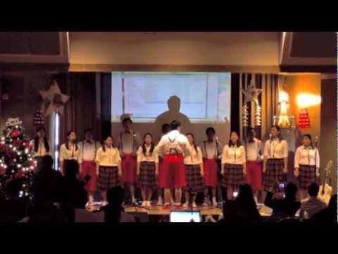 Kumukutikutitap - Christmas Choir Competition (Joey Albert)