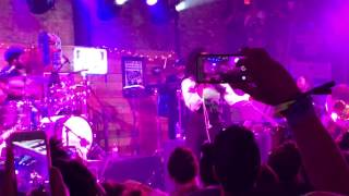 The Roots ft Brandy in SxSW 2017 Bud Light event (March 18, 2017)