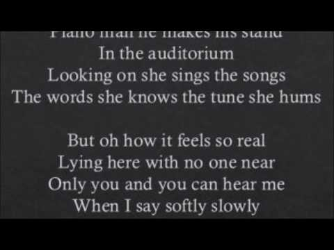 Tiny Dancer - Elton John (Lyrics)