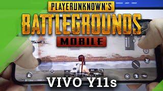 PUBG on VIVO Y11s - PLAYERUNKNOWN'S BATTLEGROUNDS Test Game screenshot 2