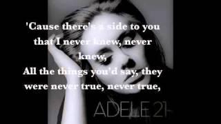 Adele - Set Fire to the Rain [LYRICS+MP3 DOWNLOAD]
