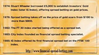 Gekko spread betting reviews of london betting odds explained plus minus delta