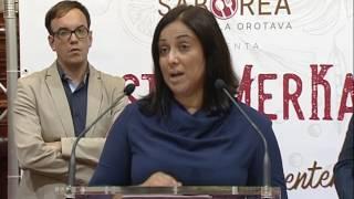 Presentación de Gastromerkado 2107 - La Orotava