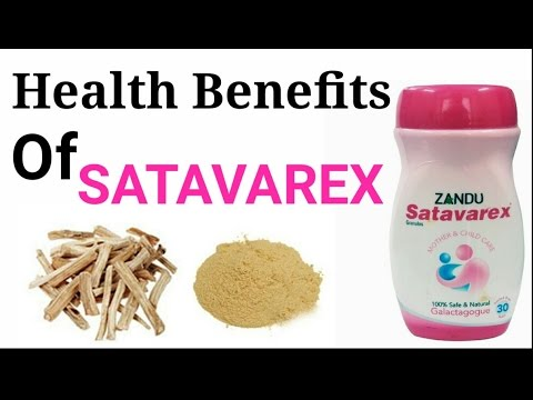Health Benefits of Shatavari | Zandu Satavarex Review In Hindi