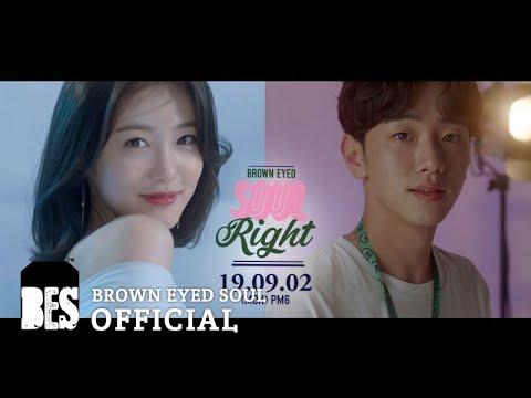 [MV] 브라운아이드소울 - Right (Feat. SOLE)