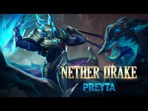 Garena RoV - Preyta New Epic Skin: Nether Drake