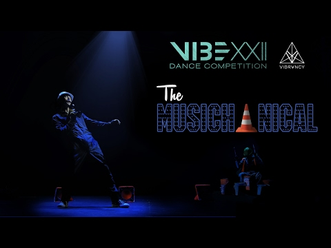 "DANIEL CLOUD CAMPOS ""THE MUSICHANICAL"" - VIBE XXll"