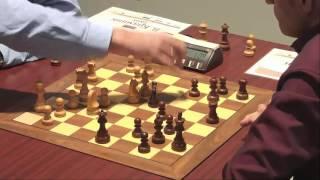 Крамник - Аронян, дебют ферзевых пешек. 2 тур