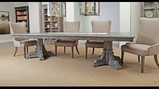 True Vintage Dining Collection (5701) by Hooker Furniture