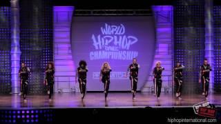 SO UNITED CREW (France) 2012 World Hip Hop Dance Championship