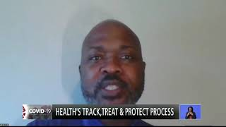 HEALTH'S TRACK, TREAT AND PROTECT PROCESS
