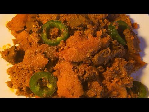 "How to make Ethiopian Food "" Firfir"" / የስጋ ፍርፍር አሰራር / የፍርፍር አሰራር"
