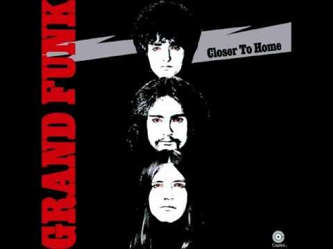 Grand Funk Railroad   I'm Your Captain