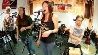 InSound bandCAMp 2015: Burning Trees - Der Grüne