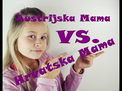 Austrijska Mama vs. Hrvatska Mama