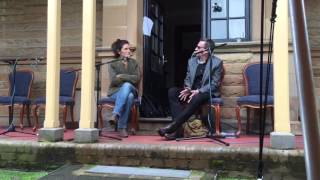 Author Graham Rundle interviewed by Gold Walkley award winning journalist Joanne McCarthy