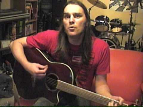 Glenn Case - Blame it on the Rain (Milli Vanilli cover)