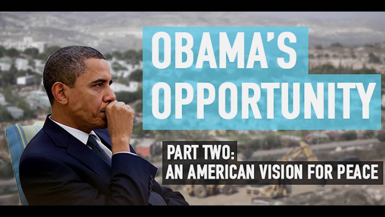 Download Obama's Opportunity: An American Vision for Peace