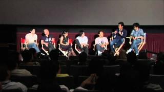11th San Diego Asian Film Fest: Asian American Actors Panel Part 5