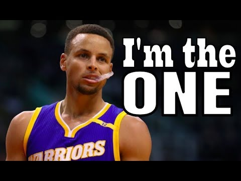 Stephen Curry Mix ~ I'm the One