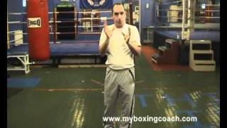 Boxing Tips - Defensive Inside Fighting - Right Side