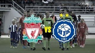 Video Gol Pertandingan Liverpool vs HJK Helsinki