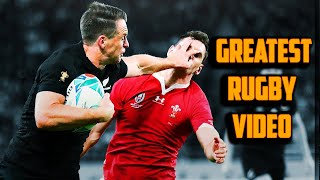 Cover images GREATEST RUGBY VIDEO RWC 2019 - STAY HOME