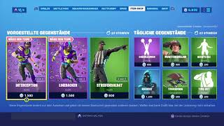 Football skin skin in Fortnite Battle royal Shop & Save the world of 6.9.19