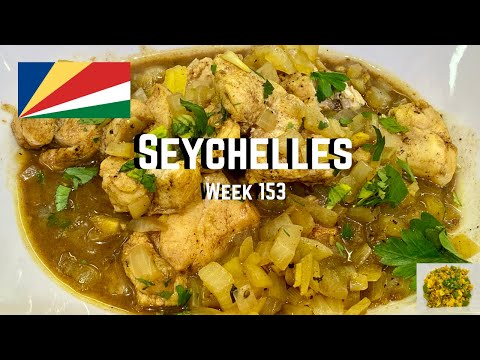 Second Spin, Country 153: Seychelles [International Food]