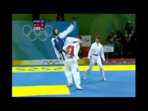 2004 - 2008 Olympic Tae Kwon Do Highlights
