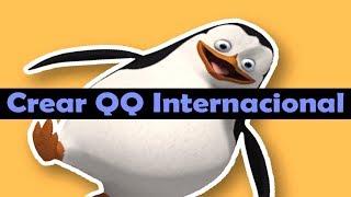 Comment faire pour Installer  QQ INTERNATIONAL /INTERNATIONAL  - Comme la création d'un compte (2018) *espagnol* - charlynder