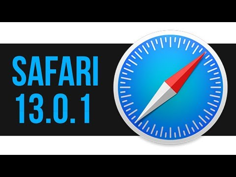 How To Update To Safari 13.0.1 On Mac | MacBook , IMac, Mac Mini, Mac Pro