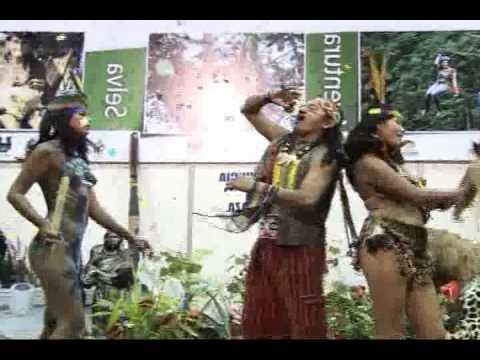 CHICHA LOCA DESDE PUYO - PASTAZA - AMAZONIA ECUADOR