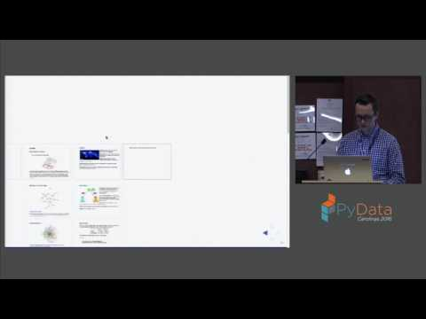 Rob Chew, Peter Baumgartner   Connected: A Social Network Analysis Tutorial with NetworkX