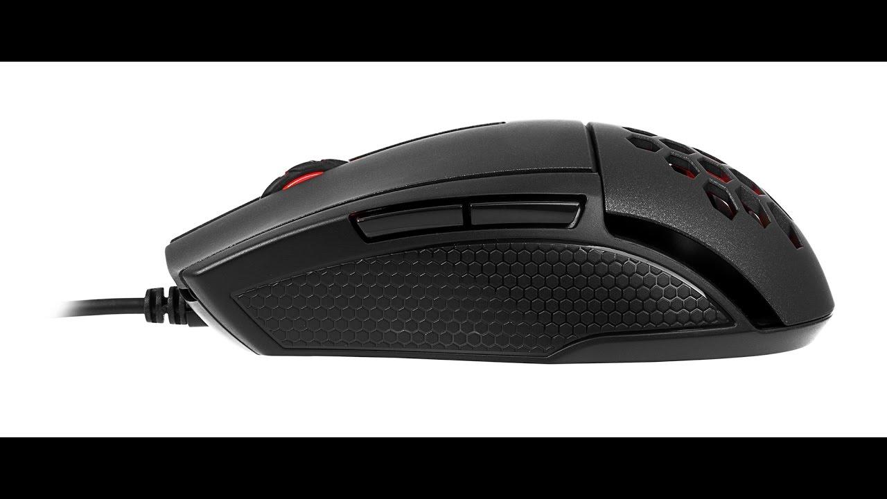 Tt eSPORTS Ventus R Gaming Mouse im Test - YouTube